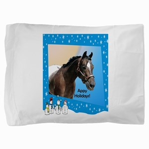 Appy Holidays Pillow Sham