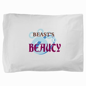 Beasts Beauty Pillow Sham