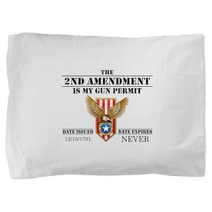 My Permit Pillow Sham