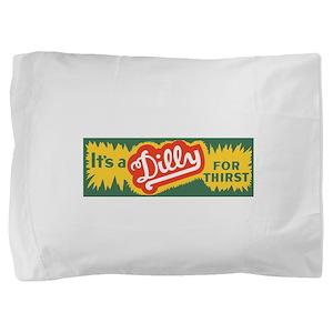 Dilly Soda 3 Pillow Sham