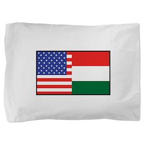 america_hungary Pillow Sham