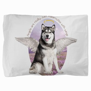 angelwithwings Pillow Sham