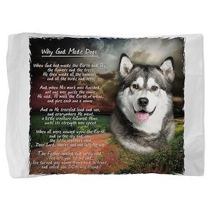 godmadedogs Pillow Sham