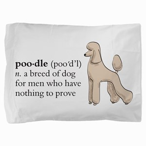 nothingtoprove Pillow Sham
