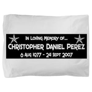 CDP6S8WHT Pillow Sham