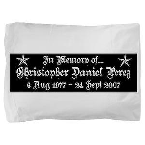 CDP11T3WHT Pillow Sham