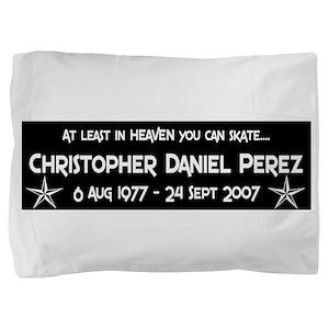 CDP12S8WHT Pillow Sham