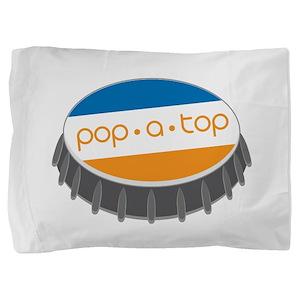 Pop.A.Top Pillow Sham