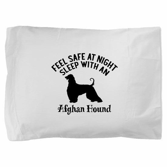 Feel Safe At Night Sleep With An Afghan Hound