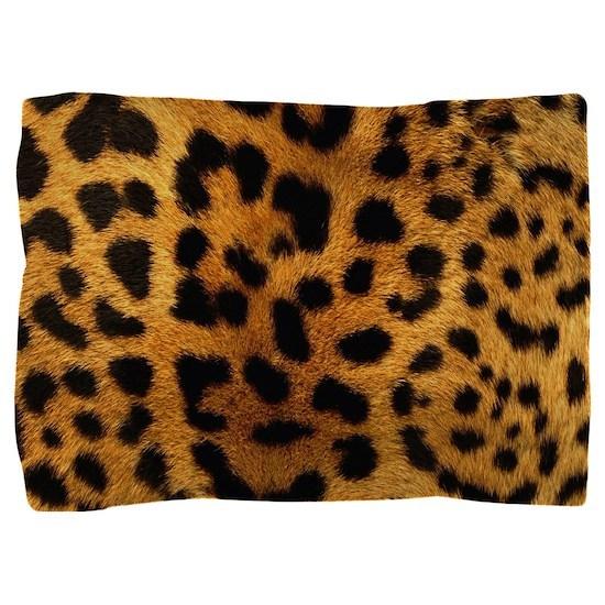 wild safari leopard print