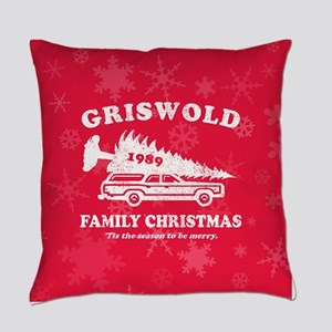 Griswold Family Christmas Everyday Pillow