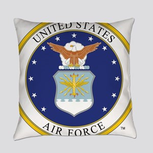 US Air Force Everyday Pillow