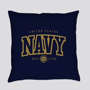 United States Navy Athletic Everyday Pillow