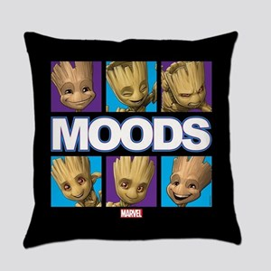 GOTG Groot Moods Everyday Pillow