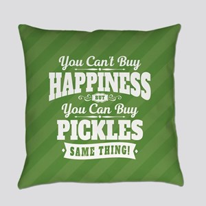 Pickles Happiness Everyday Pillow