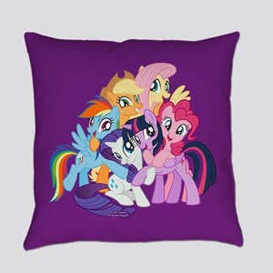 MLP Friends Everyday Pillow