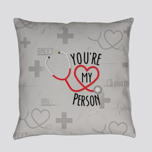 You're My Person Everyday Pillow