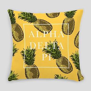 Alpha Delta Pi Pineapples Everyday Pillow