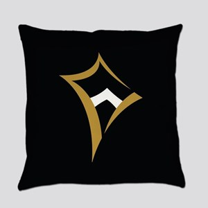 Kappa Alpha Theta Logo Everyday Pillow