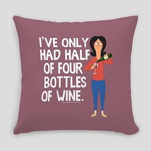 Bob's Burgers Wine Everyday Pillow