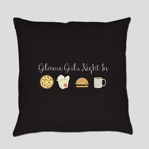Gilmore Girls Night In Everyday Pillow