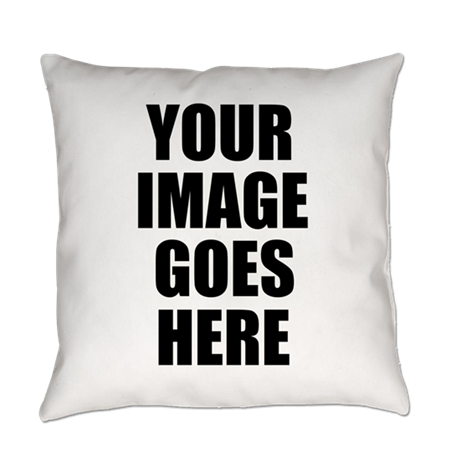 Personalized Everyday Pillow