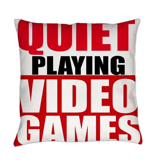 Quiet Playing Video Games