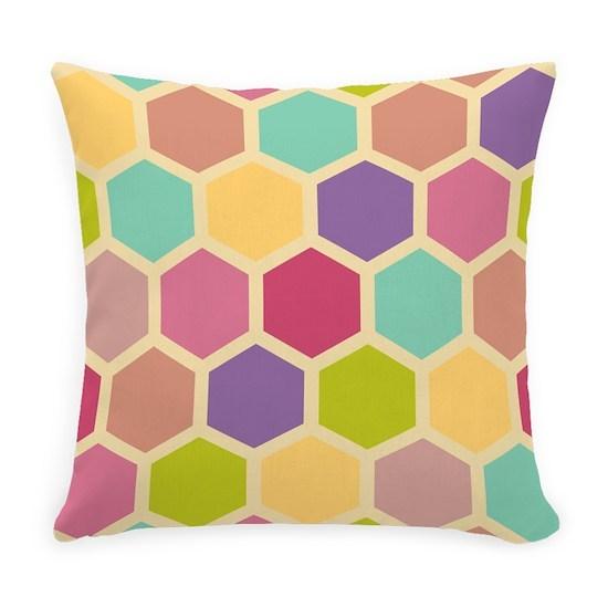 Hexagon Pastel