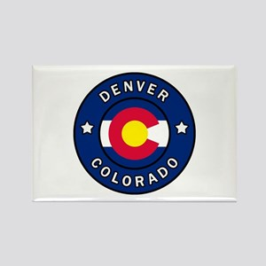 Denver Colorado Magnets