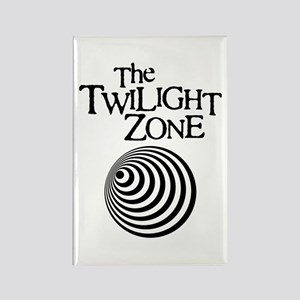 Twilight Zone Rectangle Magnet
