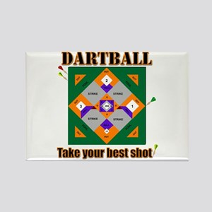 Dartball Board Magnets