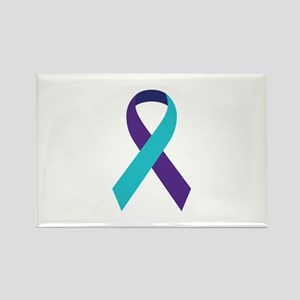 Suicide Awareness Ribbon Magnets
