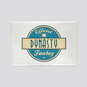 Official Dynasty Fanboy Rectangle Magnet