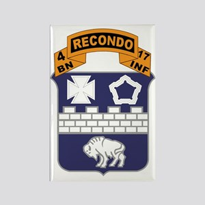 17th Recondo Rectangle Magnet