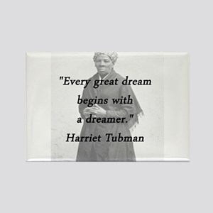 Tubman - Great Dream Magnets