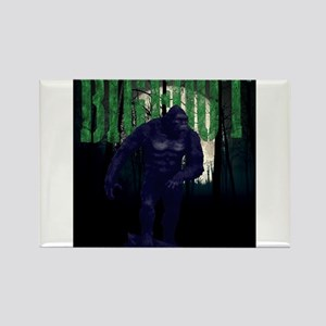 BIGFOOT- out of the darkness Magnets