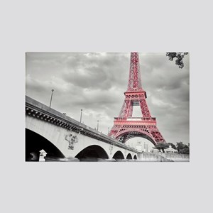 Pink Eiffel Tower Magnets
