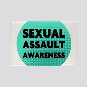 Sexual Assault Awareness Magnets