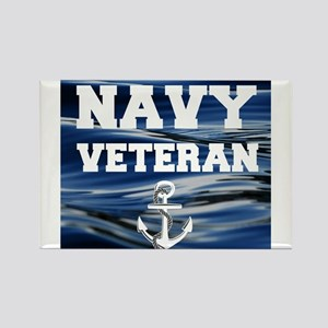 Navy Veteran Magnets
