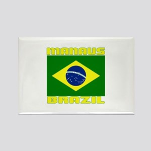 Manaus, Brazil Rectangle Magnet
