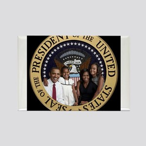 First Family Magnets