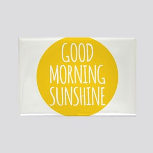 Good morning sunshine Magnets
