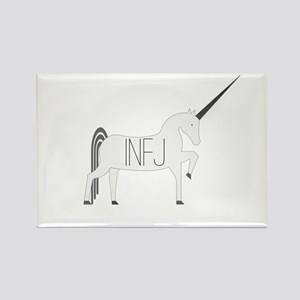 INFJ Unicorn Magnets