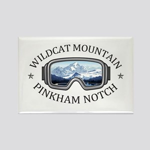 Wildcat Mountain - Pinkham Notch - New H Magnets