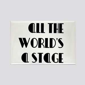 Musical Theatre Quotes Magnets - CafePress