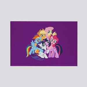 MLP Friends Magnets