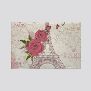 Vintage Paris Magnets