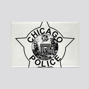 Chicago police Magnets