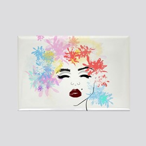 Fashion art,pop art Magnets
