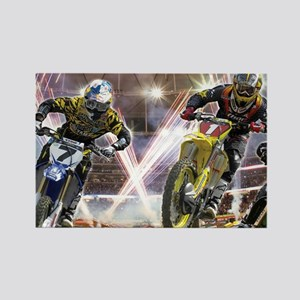 Motocross Arena Magnets